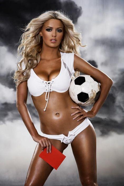фото девушек футболисток