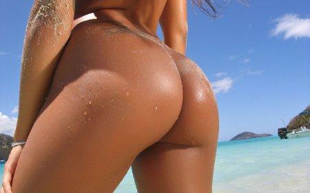 Красивые женские попы голые фото