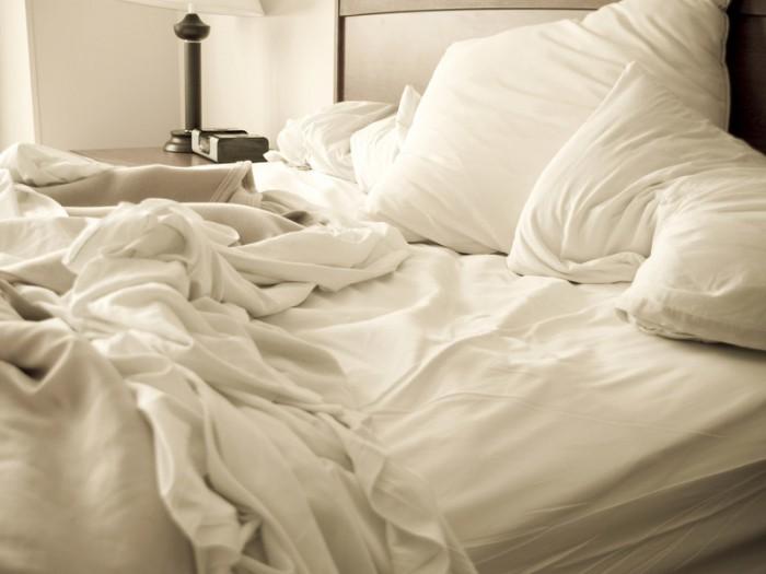 фото в постеле
