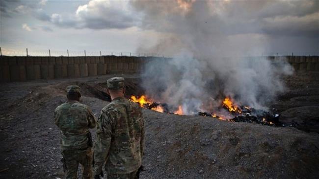 Военные базы США - главная угроза для экологии всей планеты