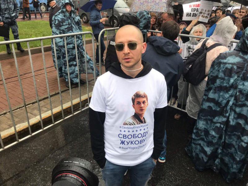 """российская рэп-""""звезда"""" Oxxxymiron"""