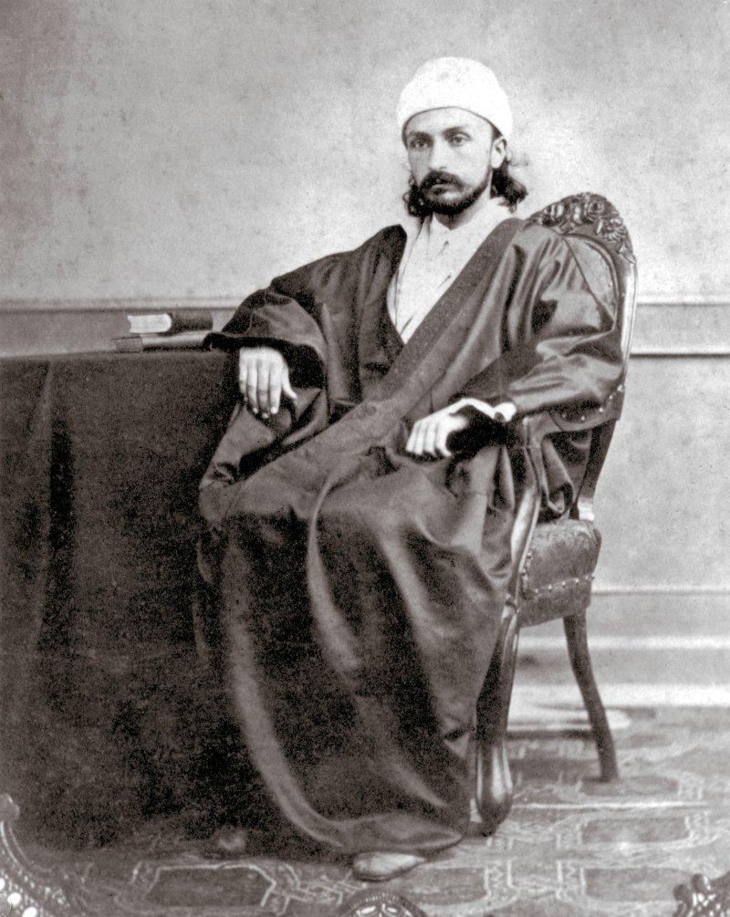 Абдул-Баха, сын Бахауллы