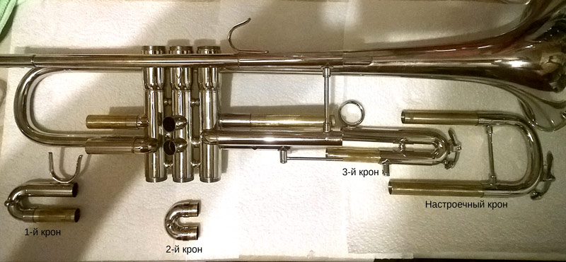trumpet&crons