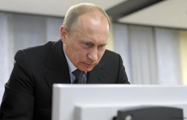 """Личный блог Владимира Путина в """"Живом журнале"""" может стать частью его предвыборной кампани"""