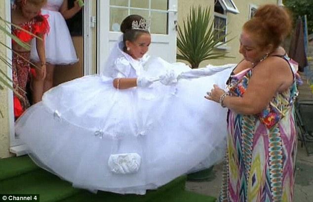 Gypsy Communion Dress