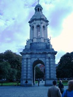 Trinity College, Dublin campanile