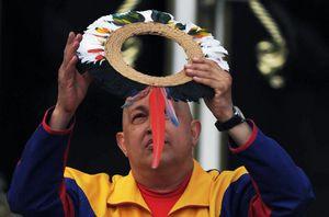 клоун Уго Чавес