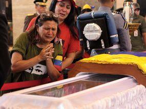 прощание с Чавесом