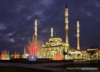 Мечеть «Сердце Чечни», Грозный