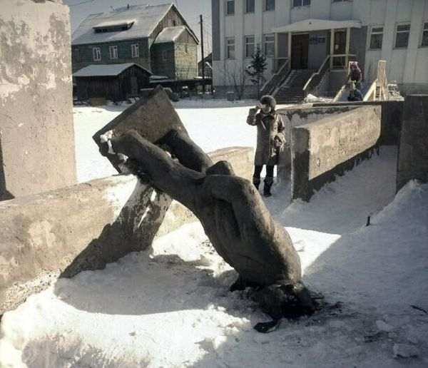 Ленин в Якутии