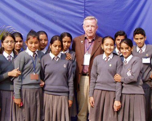 Школьная форма Непал