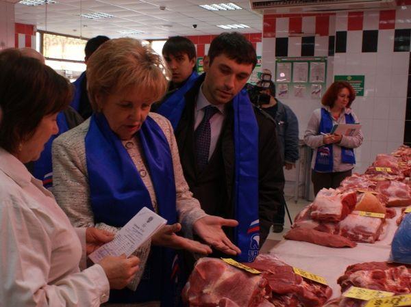 Зинкевич и мясо