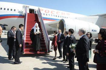 Кирилл, визит в Китай. Фото: ria.ru
