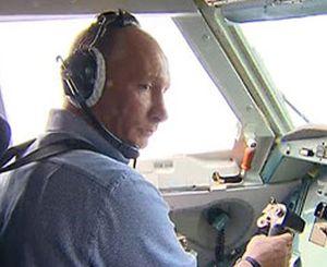 Путин на БЕ-200
