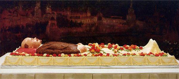 Ленин торт
