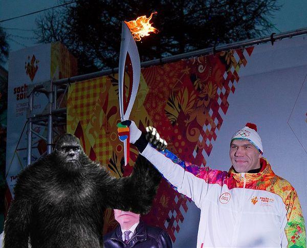 Валуев, Fuckел и Йети