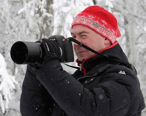фотограф Медведев