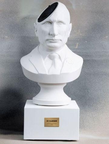 Путин колонка