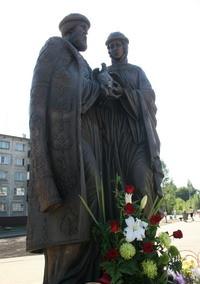 «Пётр и Феврония» в Мысках