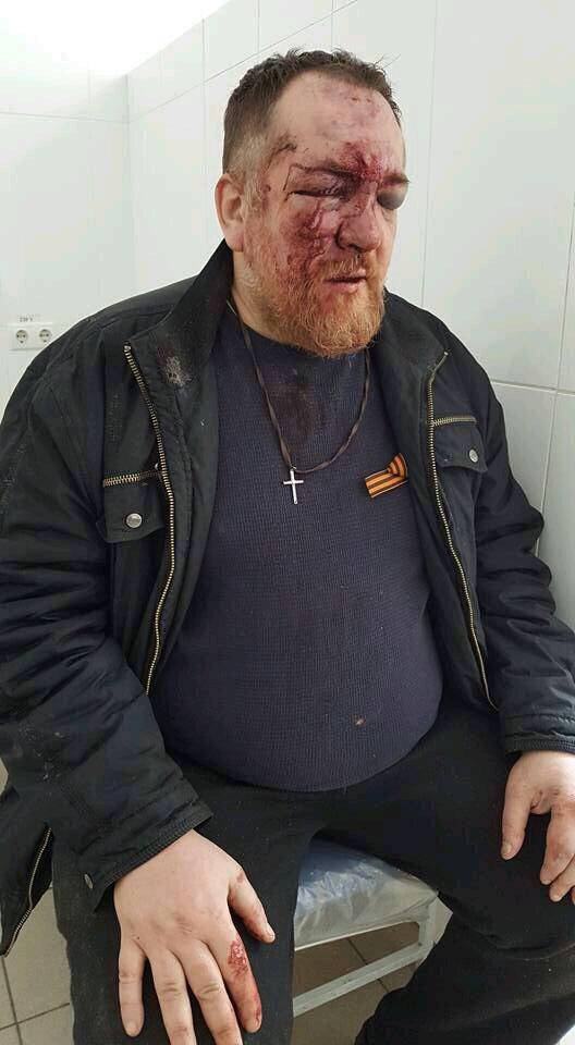 Упоротым носителям колорадки в Харькове посвящается