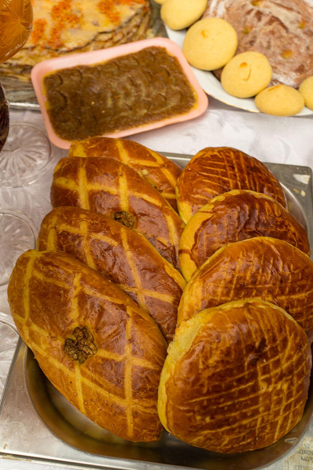азербайджанская кухня рецепты с фото выпечка возникшее уплотнение