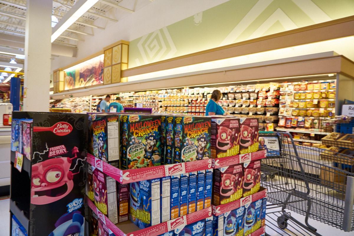 конкретный сша фото супермаркетов запросу стойка для