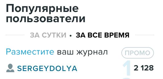 Сергей Доля. Шоколад-человек!