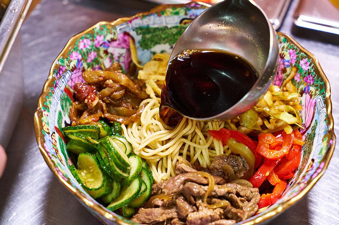 Рецепты корейских блюд с фото