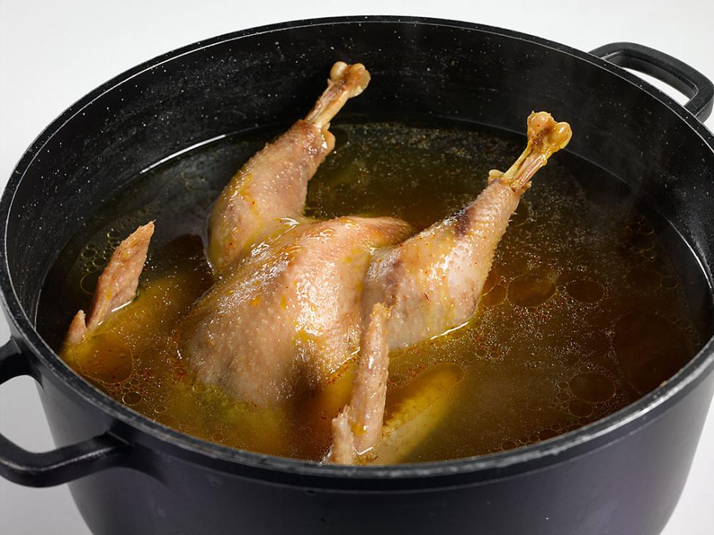 Как я разработал новое азербайджанское блюдо