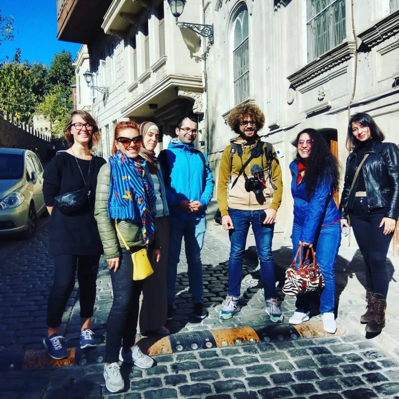 Илья Варламов все-таки приехал в Баку!