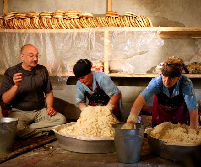 История хлеба разных стран мира