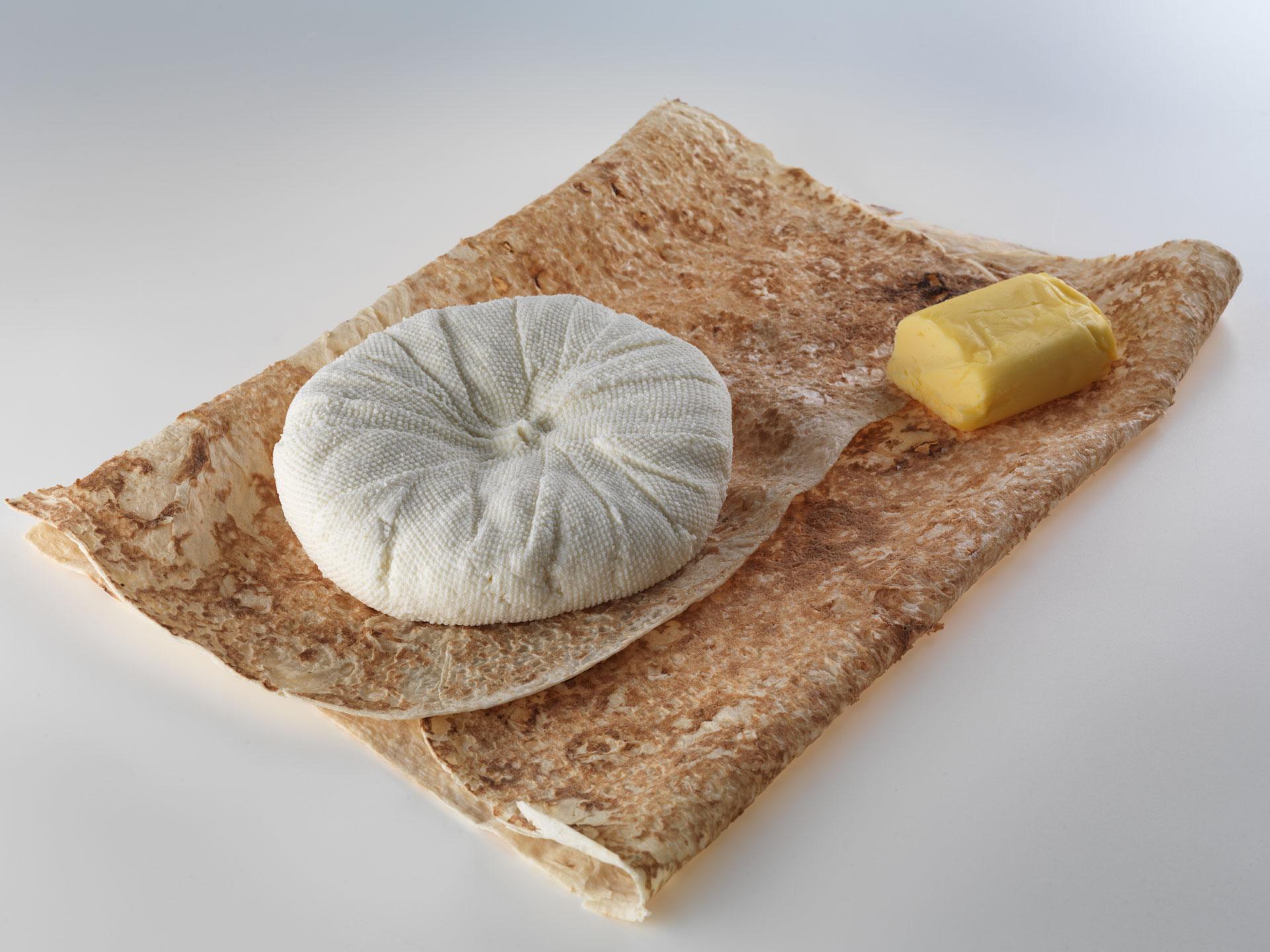 Самый простой домашний сыр