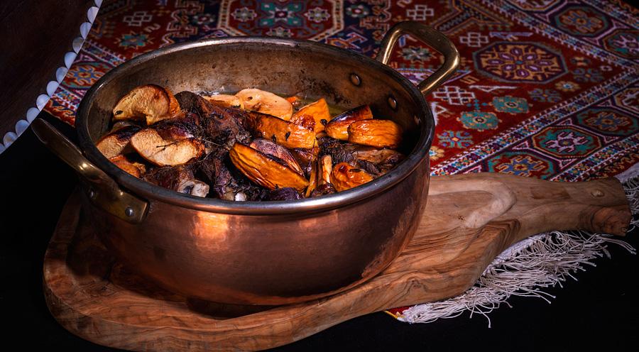 курица по уйгурски рецепт