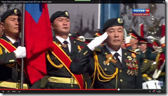 парад монголии