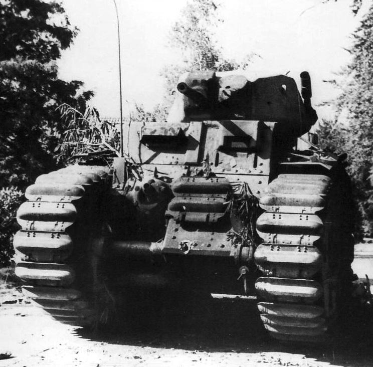 Nos chars Lourds B1-B1bis aux mains des Allemands. 66640_900