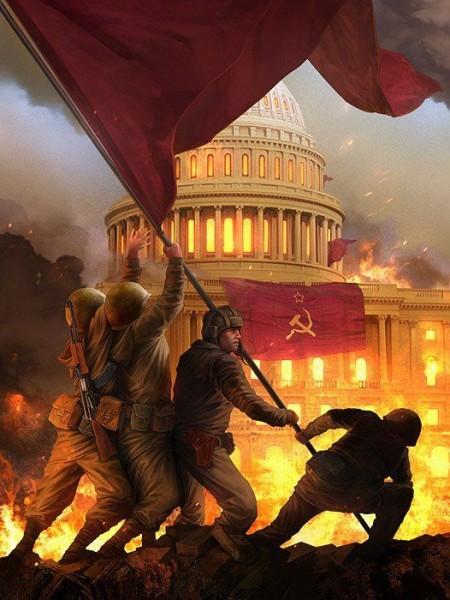 Конец Третьей Мировой войны