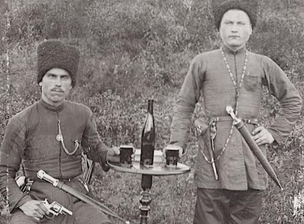Как появилось теркское казачье войско