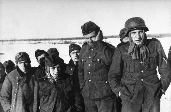 Воспоминания немцев о битве за Москву