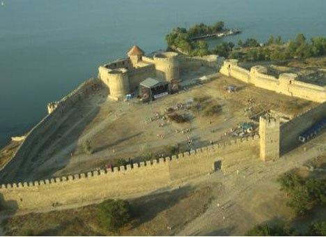 Белгород-днестровская крепость (аккерманская крепость)