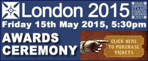 Международная филателистическая выставка ЛОНДОН-2015