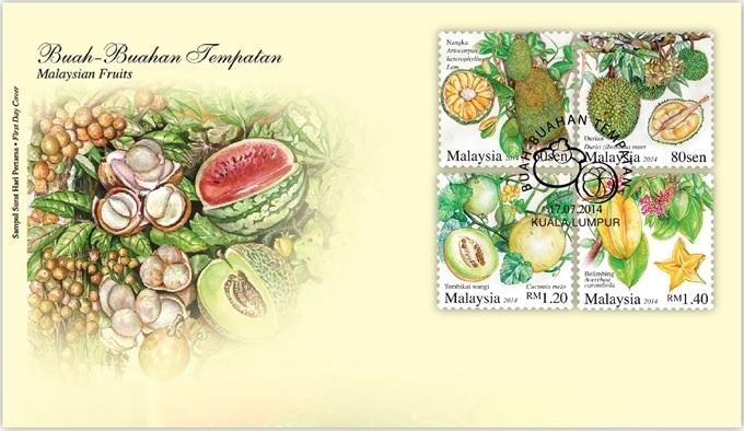 Малайзия фрукты КПД