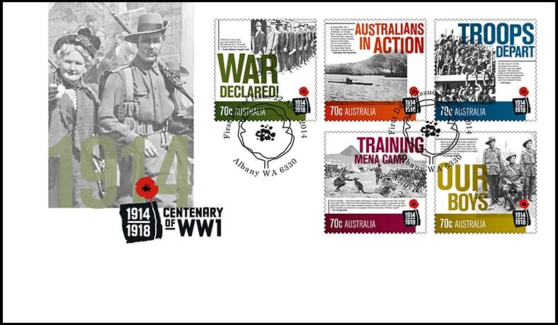 Австралия война КПД