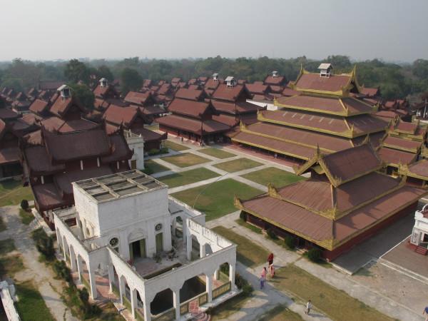 Дворцовый комплекс Мандалая