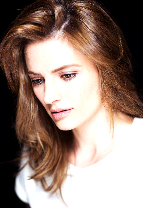 Stana Katic photoshoot with Lionel Deluy + PCA Acceptance ...