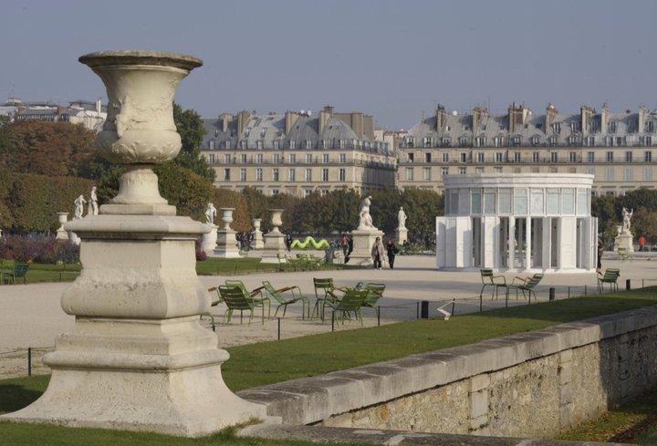 Пермская ротонда в Париже