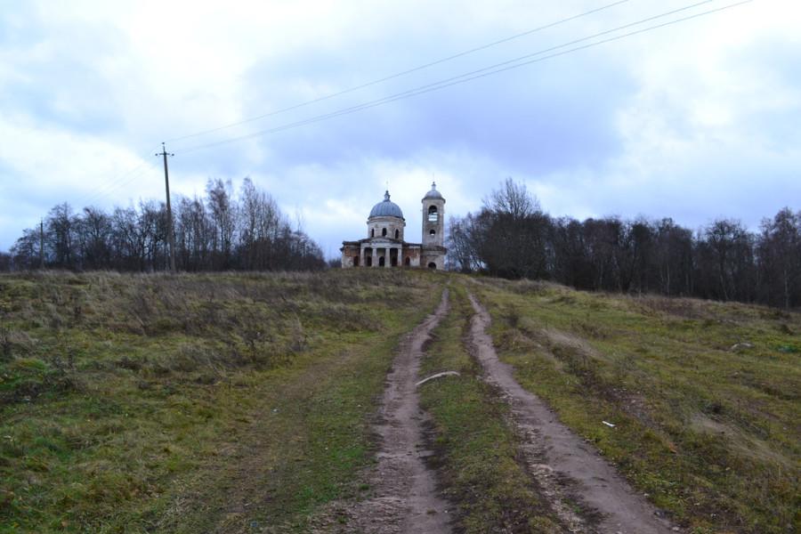 Церковь Введения на Бронницкой горе