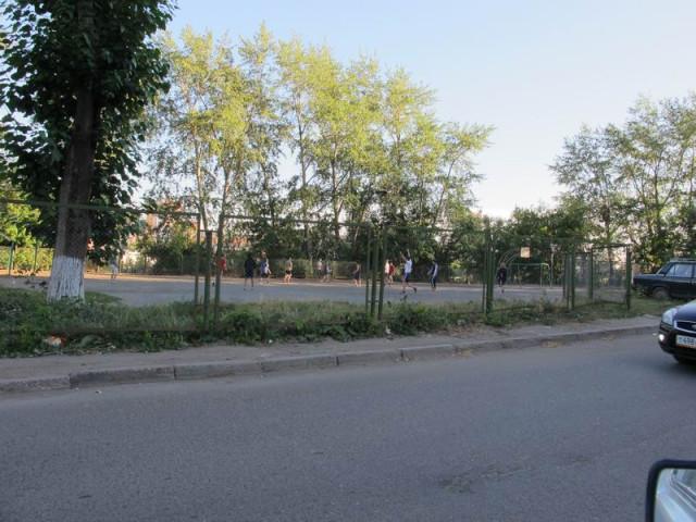 Средняя школа № 42 в Перми