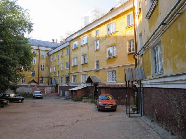 Пермь, Краснофлотская, 15