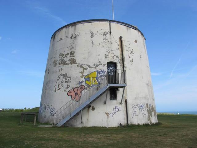 Folkestone, Martello tower № 3