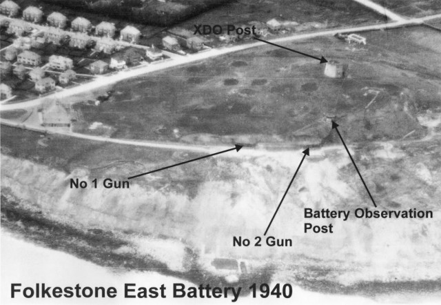 Copt Point battery